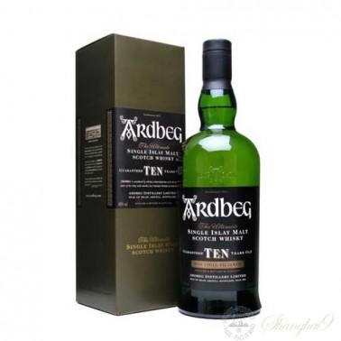 Ardbeg 10 Year Old Single Malt Whisky