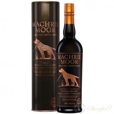 Arran Machrie Moor Peated Single Malt Whisky