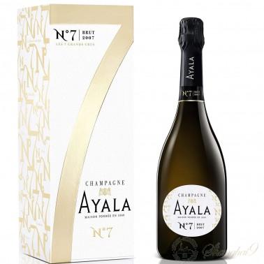 Ayala No.7 Brut Champagne 2007 (in Gift Box)