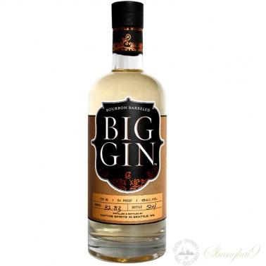 Big Gin (Bourbon Barreled)