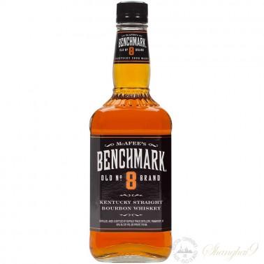 Benchmark No. 8 Straight Bourbon Whiskey