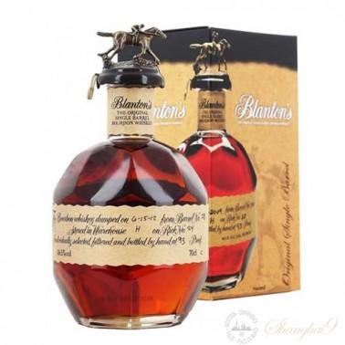 Blanton's Original Single Barrel Bourbon Whiskey