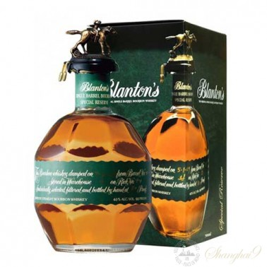 Blanton's Special Reserve Bourbon Whiskey