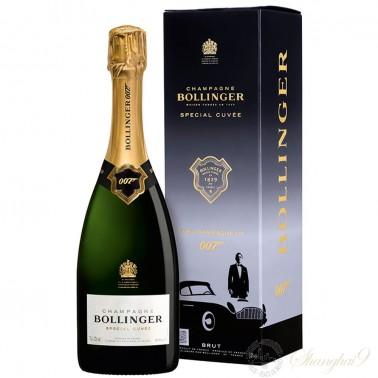 Bollinger James Bond 007 Limited Edition Champagne