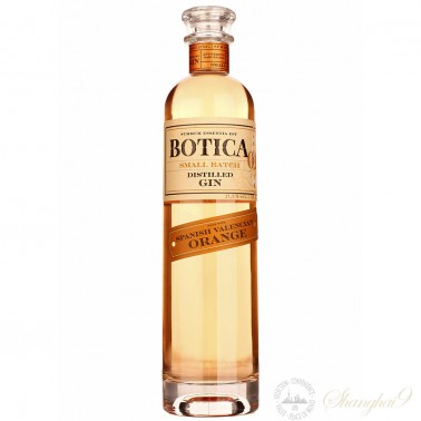 Botica Spanish Valencian Orange Small Batch Gin