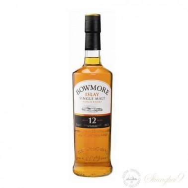 Bowmore 12 Year Old Single Islay Malt Scotch Whisky