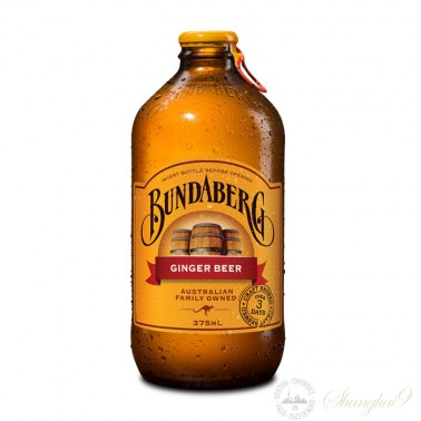 Bundaberg Ginger Beer Case (24 x 375ml)