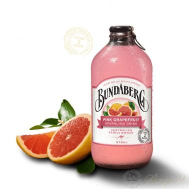 One case of Bundaberg Pink Grapefruit Sparkling Drink