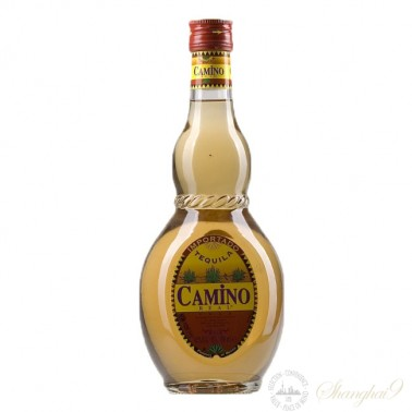 Camino Real Gold Tequila