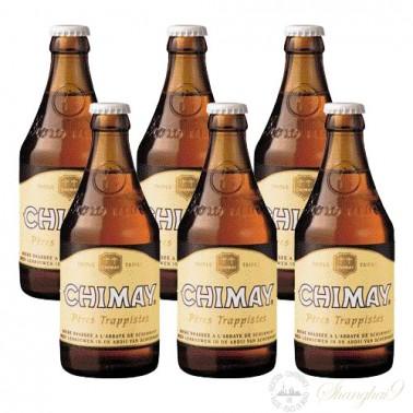 6 Bottles of Chimay Tripel (White)