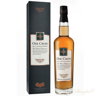 Compass Box Oak Cross Vatted Malt Scotch Whisky