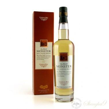 Compass Box Peat Monster Vatted Malt Scotch Whisky