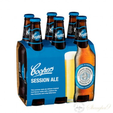 6 bottles of  Coopers Session Ale