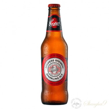 One Case of Coopers Sparkling Ale