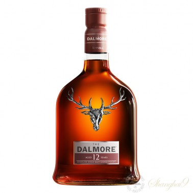 Dalmore 12YO Highland Single Malt Whisky