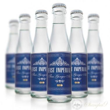6 Bottles of East Imperial Thai Ginger Ale
