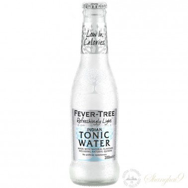 One case of Fever Tree Refreshingly Light Indian Tonic Water