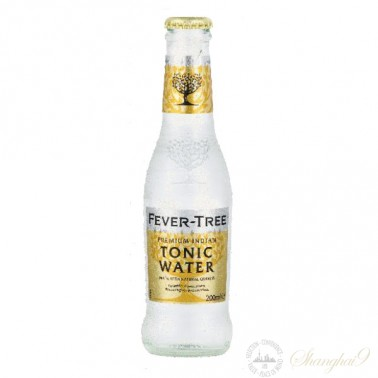One case of Fever Tree Indian Tonic Water