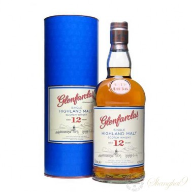 Glenfarclas 12 Year Single Highland Malt Scotch Whisky
