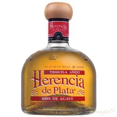 Herencia De Plata Anejo Tequila