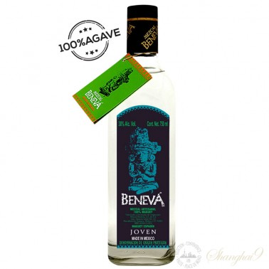 Beneva Mezcal Artesanal 100% Maguey Joven