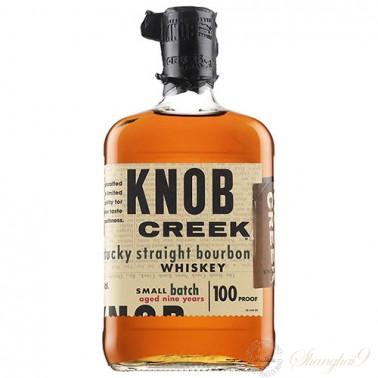 Knob Creek 9 Year Old Kentucky Straight Bourbon Whiskey