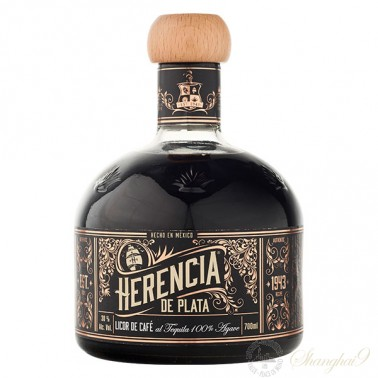 Herencia De Plata Coffee Tequila Liqueur