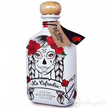 La Cofradia Ed Catrina Reposado Tequila