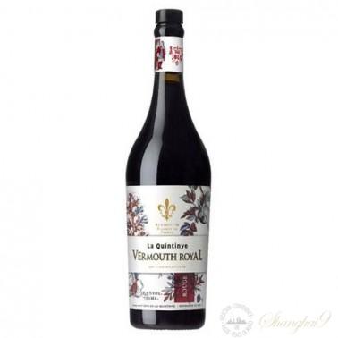 La Quintinye Vermouth Rouge