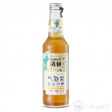 24 bottles of Highlite Sparkling Lapsang Souchong Tea