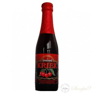One bottle of Lindemans Kriek
