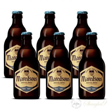 6 Bottles of Maredsous 10 Tripel