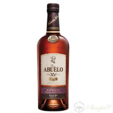 Abuelo Rum Napoleon Cognac Cask Finish