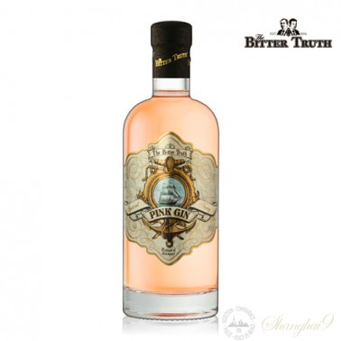 The Bitter Truth Pink Gin