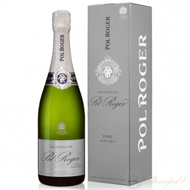 Pol Roger Pure Extra Brut Champagne NV