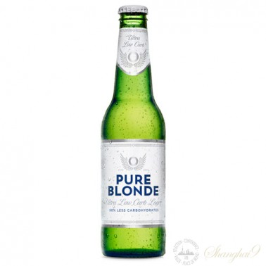One case of Pure Blonde Beer