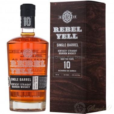 Rebel Yell 10 Year Old Single Barrel Bourbon