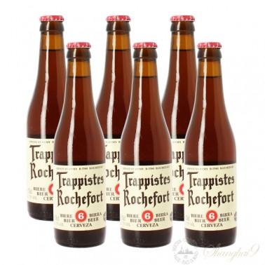 6 Bottles of Rochefort 6