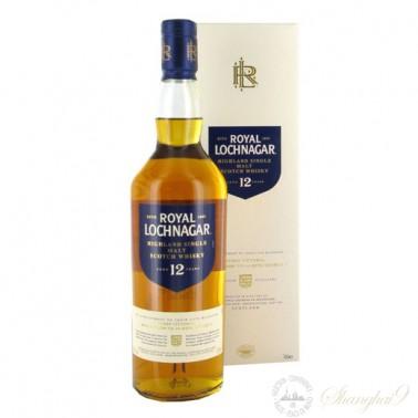 Royal Lochnagar 12 Year Old Single Highland Malt Scotch Whisky