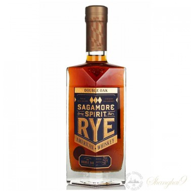 Sagamore Spirit Double Oak Straight Rye Whiskey