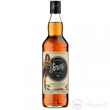 Sailor Jerry Spiced Navy Rum