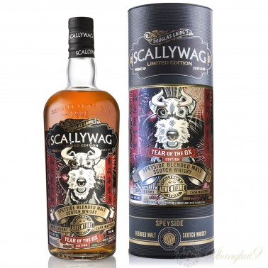 Scallywag Year of the Ox Edition Speyside Blended Malt Scotch Whisky