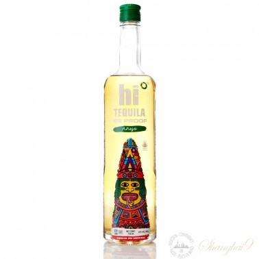 Hi Tequila Anejo 100% Agave