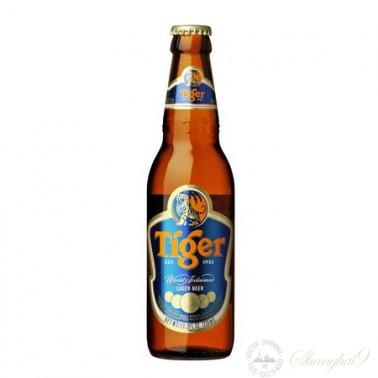 One case of Tiger Beer