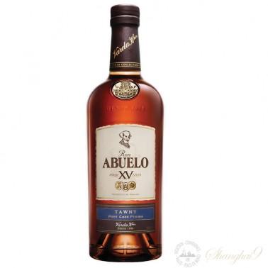 Abuelo Rum Tawny Port Cask Finish