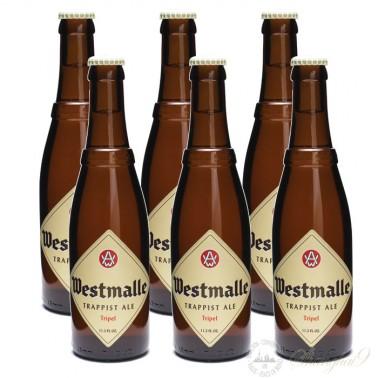 6 Bottles of Westmalle Tripel