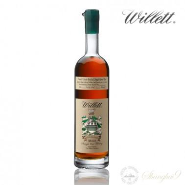 Willett's Family Estate Single Barrel Straight Rye Whiskey