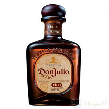 墨西哥唐胡里奥陈酿龙舌兰酒
