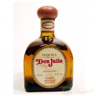 墨西哥唐胡里奥金龙舌兰酒
