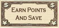 Earn Points And Save
